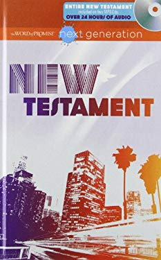 Word of Promise Next Generation New Testament-OE [With 2 MP3 Discs] 9781400315635