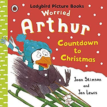 Worried Arthur: Countdown to Christmas 9781409311966