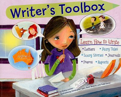 Writer's Toolbox 9781404859050