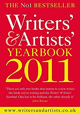 Writers' & Artists' Yearbook 2011 9781408124932