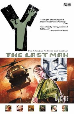 Y: The Last Man Vol 02: Cycles 9781401200763