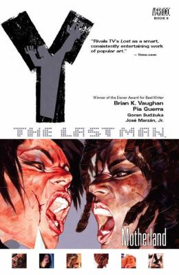 Y: The Last Man Vol 09: Motherland 9781401213510