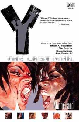 Y: The Last Man Vol 09: Motherland 9781401213510