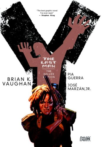 Y the Last Man, Book Two 9781401222352