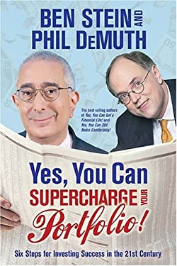Yes, You Can Supercharge Your Portfolio!: Six Steps for Investing Success in the 21st Century 9781401917647
