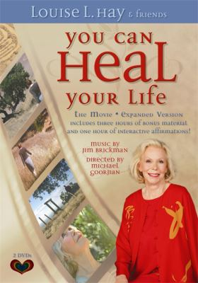 You Can Heal Your Life, the Movie, Expanded Version: 90-Minute DVD, Plus 4 Hours of Additional Interviews and an Interactive Affirmations Tool!