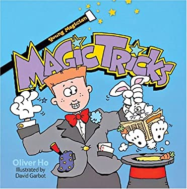 Young Magician: Magic Tricks 9781402700460