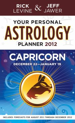 Your Personal Astrology Guide: Capricorn 9781402779459