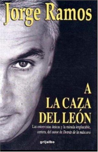 a la Caza del Leon 9781400084470