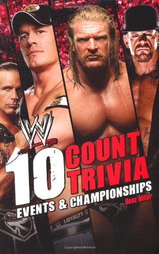 10 Count Trivia: Events and Championship 9781416591375