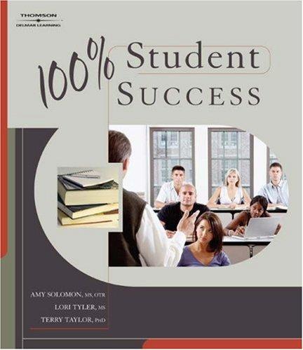 100% Student Success 9781418016302