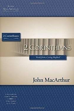 2 Corinthians: Words from a Caring Shepherd 9781418509620