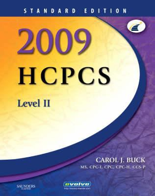2009 HCPCS Level II (Standard Edition) 9781416052043