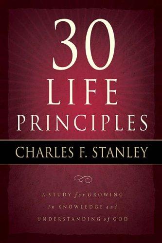 30 Life Principles 9781418531089
