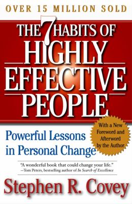 7 Habits of Highly Effective People: Restoring the Character Ethic 9781417656646