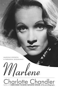 Marlene: Marlene Dietrich, a Personal Biography 9781410437655