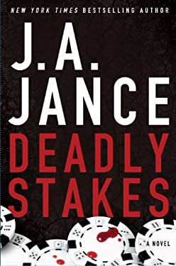 Deadly Stakes (Thorndike Press Large Print Basic Series) 9781410455680