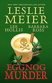 Eggnog Murder (Thorndike Press Large Print Mystery Series) 23422350