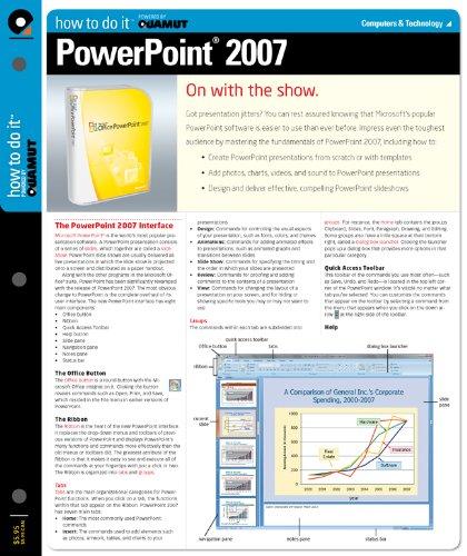 PowerPoint 2007 (Quamut) 9781411405059