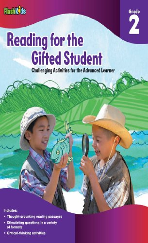 Reading for the Gifted Student, Grade 2: Challenging Activities for the Advanced Learner 9781411434295