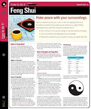 Feng Shui (Quamut) 9781411497900