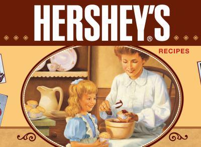 Recipe CD-Bxd-Hersheys Recipe 9781412727129