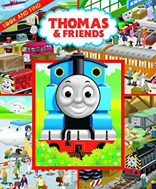 Thomas & Friends 9781412766944
