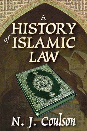 A History of Islamic Law 9781412818551