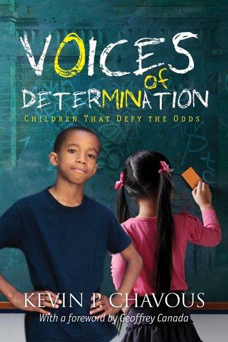 Voices of Determination: Children That Defy Odds 9781412842679