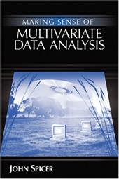 Making Sense of Multivariate Data Analysis: An Intuitive Approach 6186738