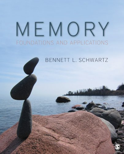 Memory: Foundations and Applications 9781412972536