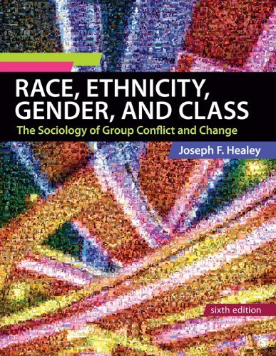 Race, Ethnicity, Gender, and Class: The Sociology of Group Conflict and Change 9781412987318