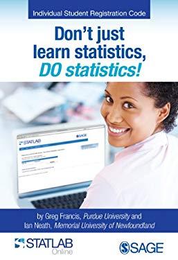 Statlab Online 9781412991209