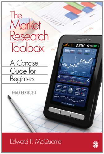 The Market Research Toolbox: A Concise Guide for Beginners 9781412991735