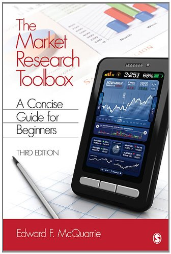 The Market Research Toolbox: A Concise Guide for Beginners 9781412991742