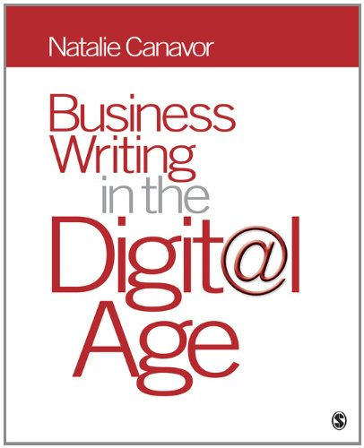 Business Writing in the Digital Age 9781412992503