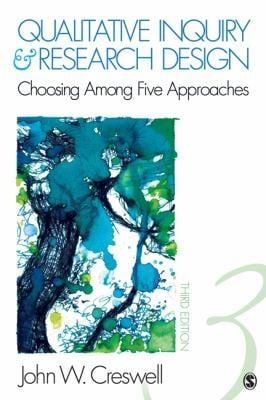 Qualitative Inquiry & Research Design: Choosing Among Five Approaches 9781412995313