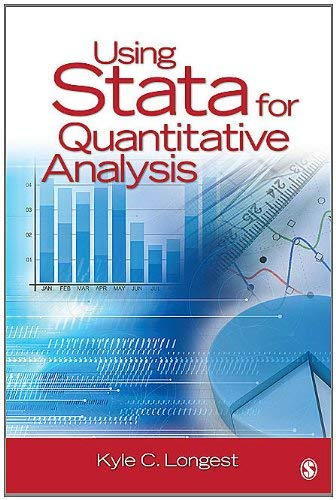 Using Stata for Quantitative Analysis 9781412997119