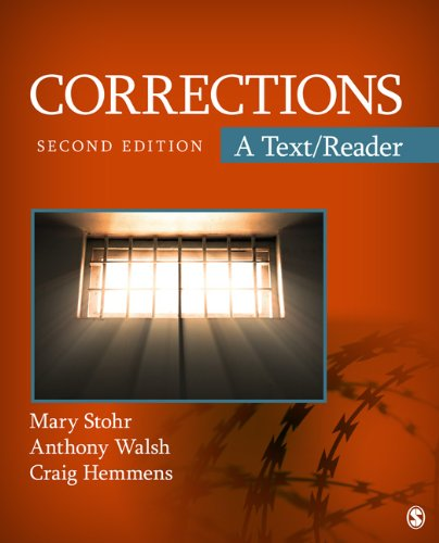 Corrections: A Text/Reader 9781412997171
