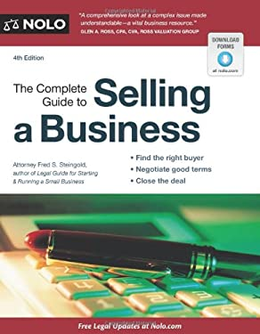 The Complete Guide to Selling a Business 9781413312669
