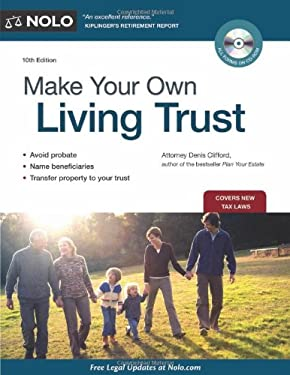 Make Your Own Living Trust 9781413313161