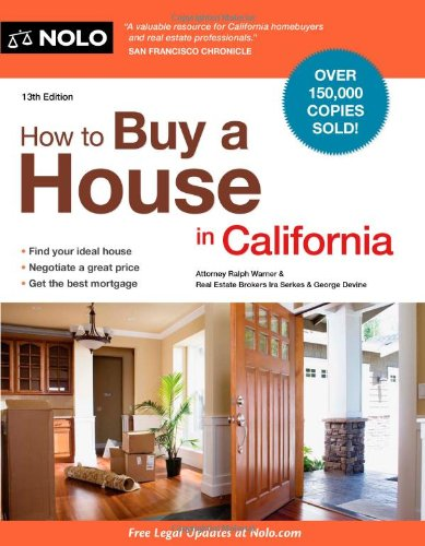 How to Buy a House in California 9781413313178