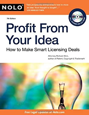 Profit from Your Idea: How to Make Smart Licensing Deals [With CDROM] 9781413313253