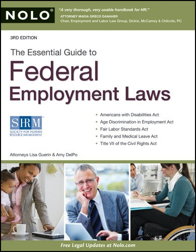 The Essential Guide to Federal Employment Laws 9781413313796