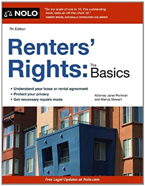 Renters' Rights: The Basics 9781413316902