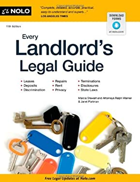 Every Landlord's Legal Guide 9781413317145