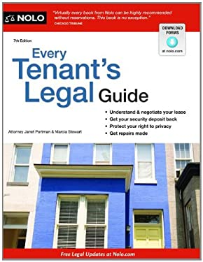 Every Tenant's Legal Guide 9781413317152
