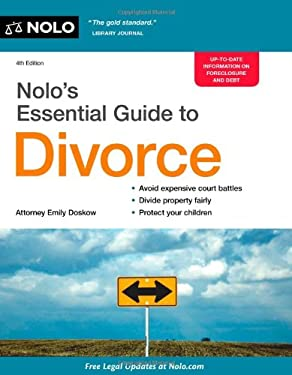 Nolo's Essential Guide to Divorce 9781413317176