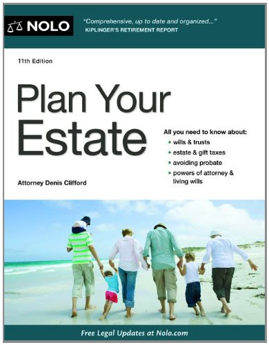 Plan Your Estate 9781413317206