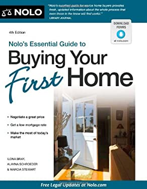 Nolo's Essential Guide to Buying Your First Home 9781413317626